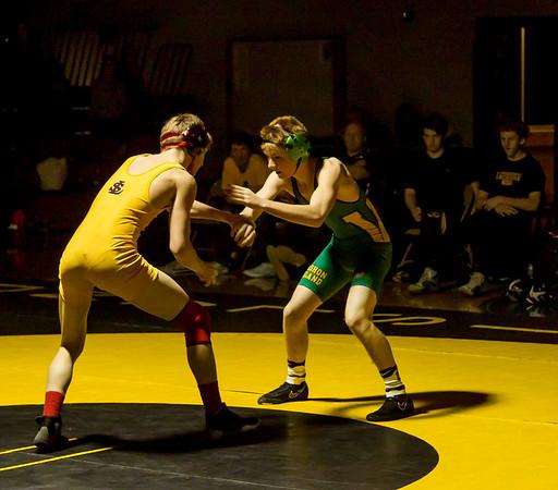 Wrestling v Lake Stevens Weight Class Matches Set six