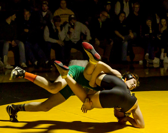 Wrestling v Lake Stevens Weight Class Matches Set two