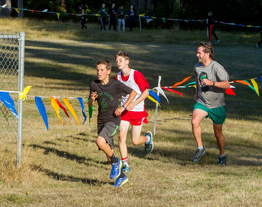 Free Race Set one: Cross Country Nisqually Meet on Vashon Island 2017 10/03/2017