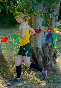 Cross Country Nisqually Meet on Vashon Island 2017 10/03/2017