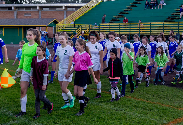 Vashon Island Soccer Club Player Introductions