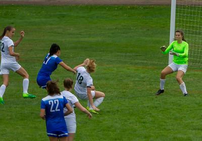 Girls Varsity Soccer v University Prep 09/09/2017