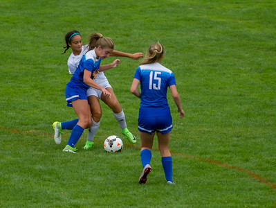 Girls Varsity Soccer v University Prep 09/09/2017
