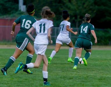Girls Varsity Soccer v Port Angeles 09/07/2017
