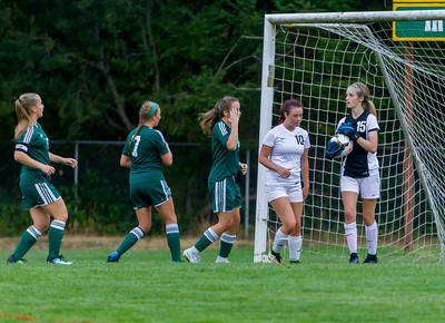 Girls Varsity Soccer v Port Angeles 09/07/2017
