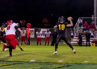 Vashon Island High School Football v Port Townsend