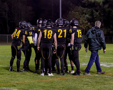 Vashon Island High School Football v Port Townsend