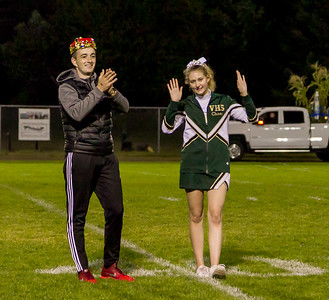 Vashon Island High School Homecoming Court 2017