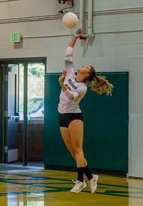 Varsity Volleyball v Concrete 09/11/2017