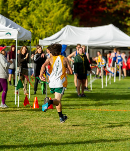 High School Boys Race Nisqually Meet 2 10/02/2018