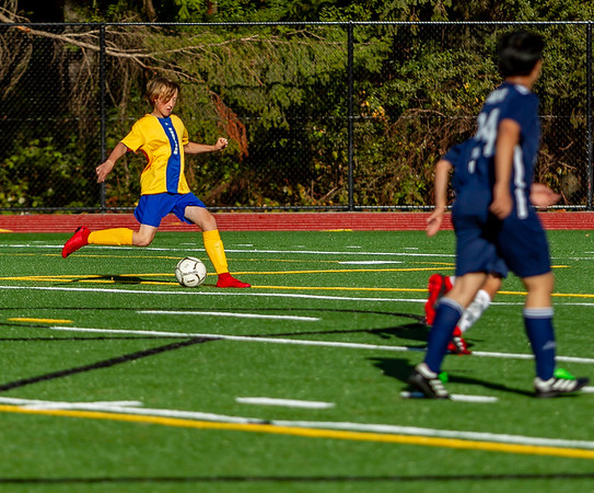 Set four: McMurray Mustangs Boys Soccer v Annie Wright 09/25/2018