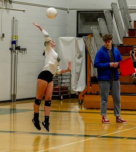 Varsity Volleyball v Chimacum 09/20/2018