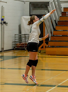Varsity Volleyball v Chimacum 09/20/2018