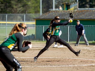 Softball v Sultan Set one