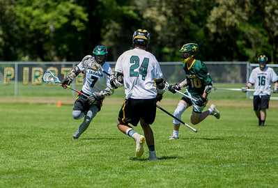 Vultures Lacrosse playoff game v Sehome