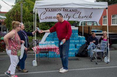 Vashon Strawberry Festival 2016 Saturday walkabout
