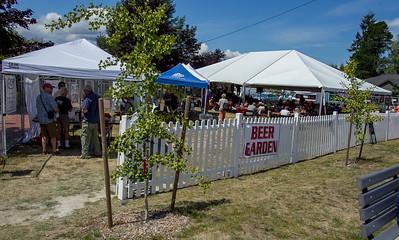 Vashon Island Strawberry Festival 2016 Sunday walkabout