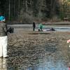 Fisher Pond Ice Skating Dec 2013