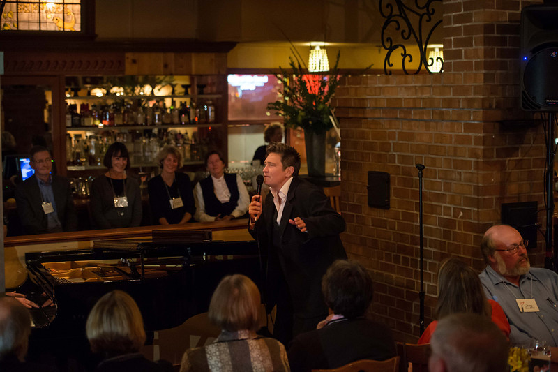 Vashon Community Care fundraiser 10-17-12 Event with KD Lang