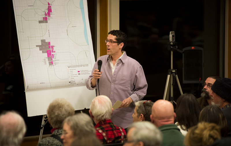 Vashon K2 Rezone Hearing Pot Farming