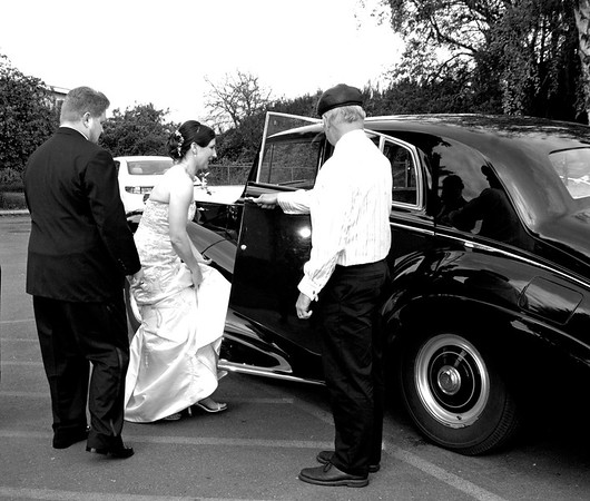 After the Ceremony/Getaway Car plus