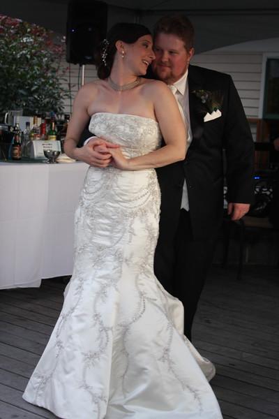 Dancing and Bride Groom First Dance