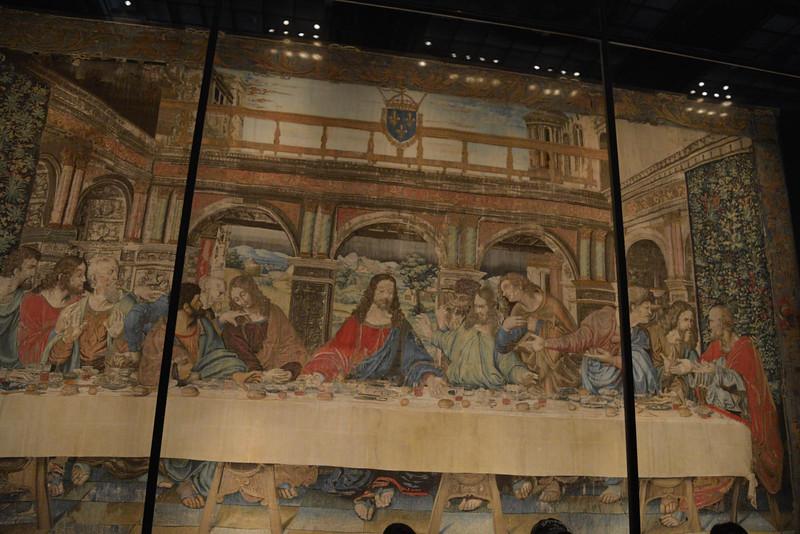 Vatican City Last Supper