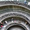 Escadaria em Hélice Dupla no Museu do Vaticano