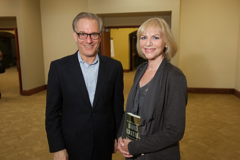 2013 Festival of the Arts BOCA presents Washington Post columnist David Ignatius