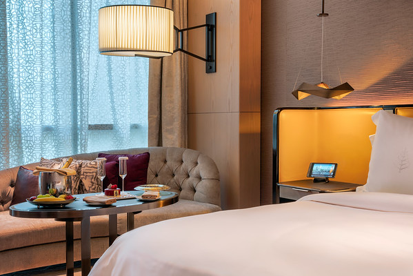 Four Seasons Hotel Dubai International Financial Center, Dubai, United Arab Emirates