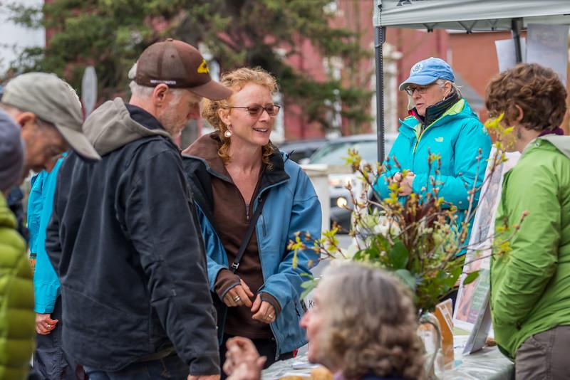 Opening of Montpelier Farmer's Market