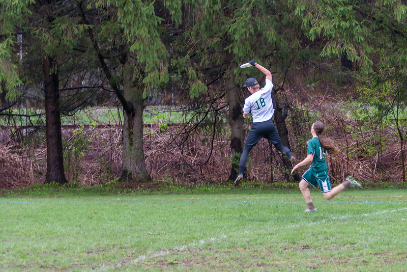 Ultimate Frisbee Tournament