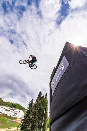 GoPro Mountain Games, Vail, Colorado (2014)