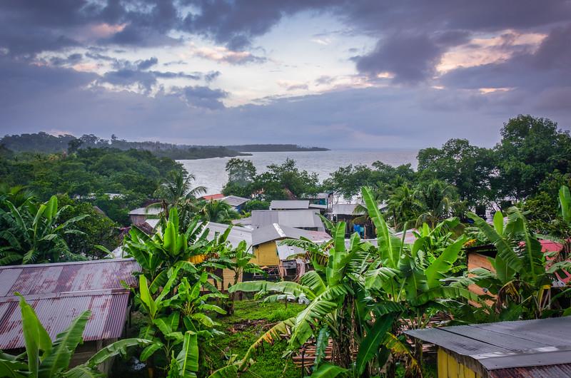 Isla San Cristobal, Panam