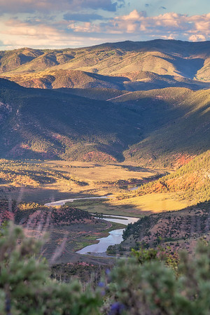 The Upper Colorado River, Radium, Colorado