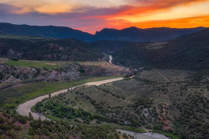 The Upper Colorado River, Radium, Colorado