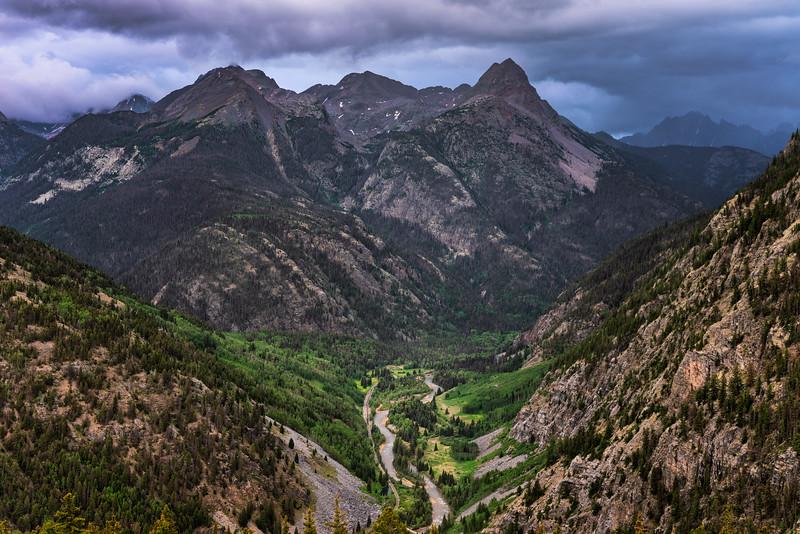 Weminuche Wilderness, Colorado