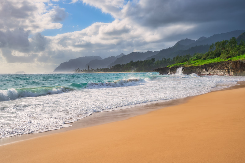 Lāʻie Beach