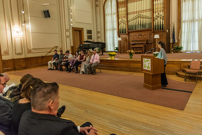 VCFA Graduation Day
