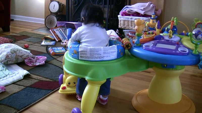 2007-12 Sophia Playing at Home