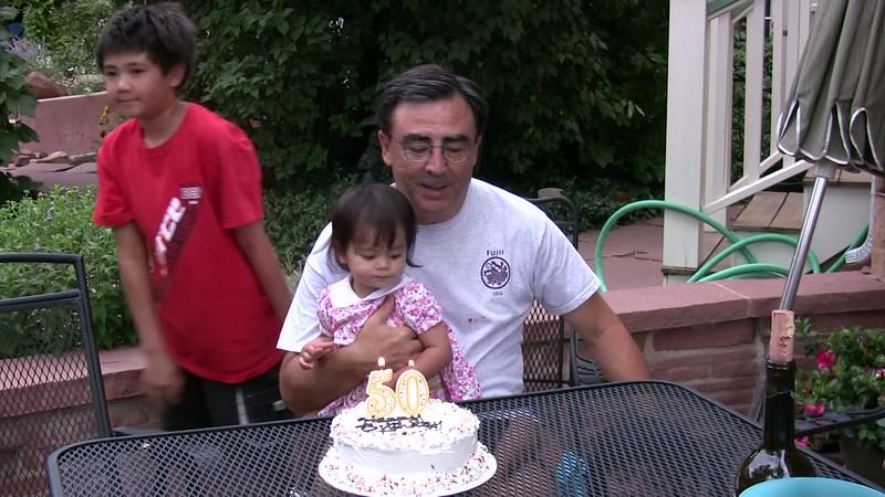2008-07 Terry's 50th Birthday
