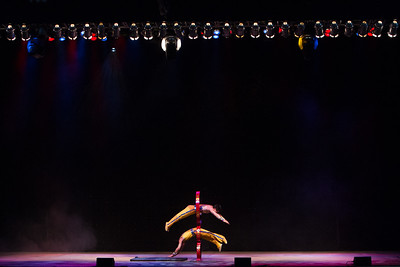 2013 Festival of the Arts BOCA presents THE PEKING ACROBATS
