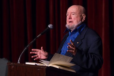 2013 Festival of the Arts BOCA presents Author Thomas Keneally