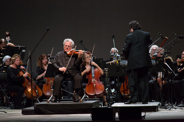 2014 Festival of the Arts BOCA presents Itzhak Perlman, violin;