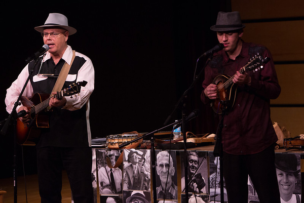 2014 Festival of the Arts BOCA presents David Holt and Josh Gofo