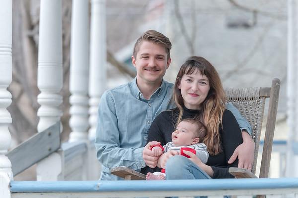 Stephen, Catherine, and Mesa