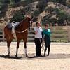 96A Green Horse Compulsories with 3H3 Peggy Von Hook & 4K9 Desiree Clark on Walter
