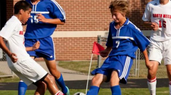 JV Soccer 2010