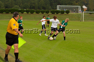 CUFC 94 vs  Gaston United0000