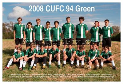 2008 CUFC 94 Green Team